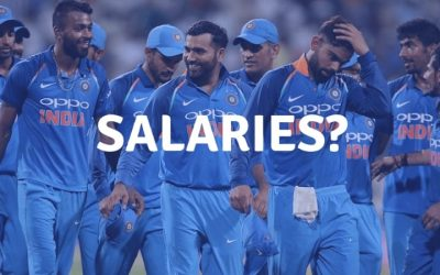 Indian Cricketers Salaries 2020 Latest – Salary of Virat, Rohit and More