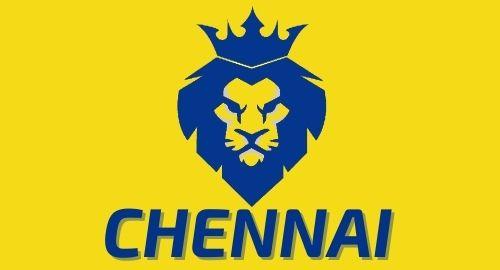 CSK Chennai Super Kings Team