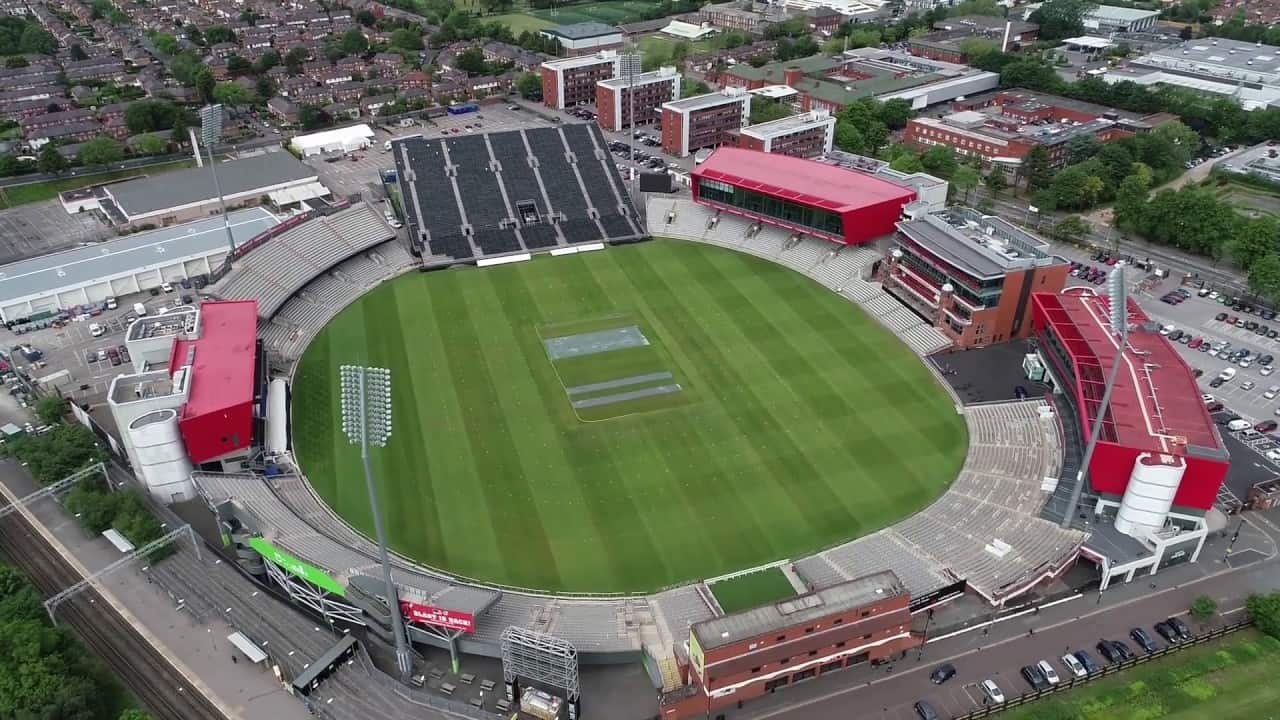 Emirates Old Trafford Stadium Manchester England