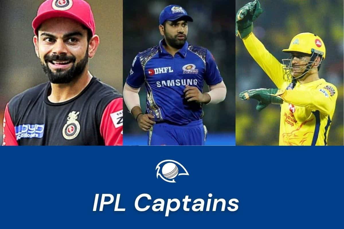 IPL 2021 Captains