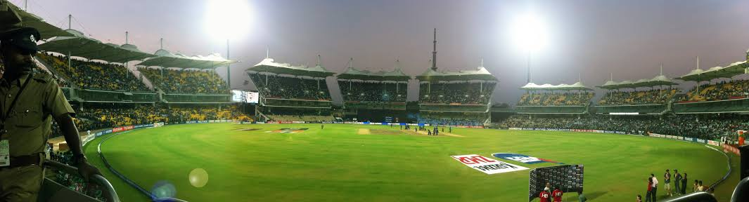 MA Chidambaram Stadium Chennai Cricket Ground
