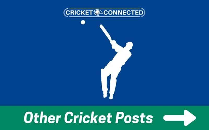 other cricket posts category