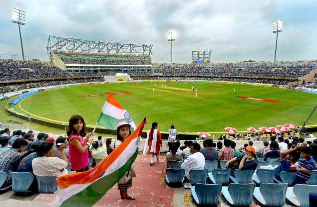 Rajiv Gandhi International Stadium Hyderabad Cricket Ground