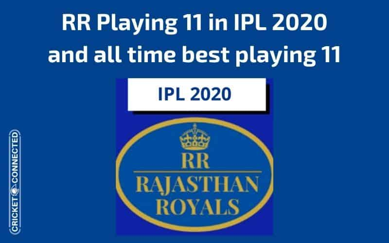 RR Playing 11