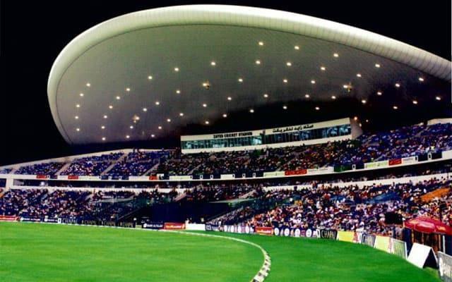 Sheikh Zayed Stadium Abu Dhabi Uae