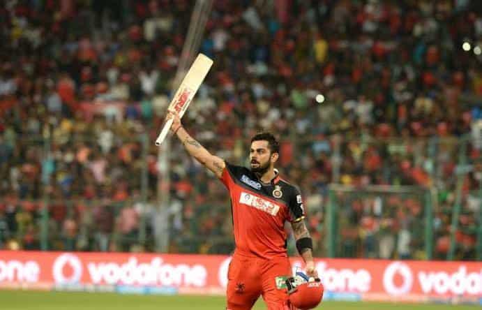 top centuries and innings of virat kohli in ipl t20