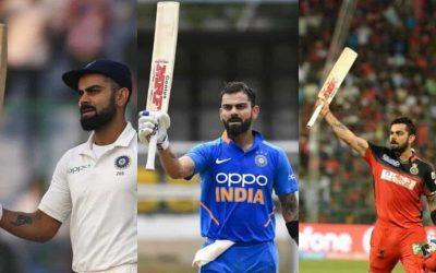 Virat Kohli Best Centuries in Test, ODI and IPL (Top 10 Innings)